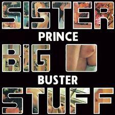Prince Buster Sister Big Stuff LP 180g Vinyl RI Insert 2011 Reggae