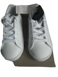Girls Infant Lacoste Trainers Size 7