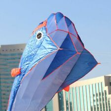 Soft Parafoil Big Dolphin Kite Handle Line Outdoor Sport Easy To Fly Frameless
