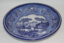 Daher Designed Decorated Ware Bowl The Tin Box Company of Long Island City N.Y