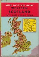 Ward Lock's Red Guide. Western Scotland. : Hammond Reginald J.W. (Editor)