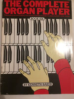 """ THE COMPLETE ORGAN PLAYER "" book six by KENNETH BAKER"