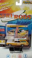 Johnny Lightning Street Freaks Surf Rods 1964 Olds Vista Cruiser  (NG31)
