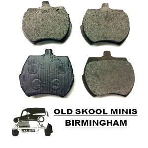 "CLASSIC MINI BRAKE PAD SET 8.4"" DISC MODELS ROVER AUSTIN COOPER GT SPI MPI 6F2"