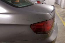 BMW E92 E93 3er tuning spoiler hecklippe CARBON look Slim lip becqeut levre neu