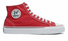 PF Flyers Unisex Center Hi Shoes Red Size