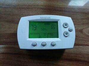 #T) Honeywell FocusPro Programmable Digital Thermostat TH6110D1021