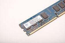 NANYA 2GB DDR2 PC2-5300U NT2GT72U8PD1BD-3C 0820.TW 2Rx8 667MHZ ECC ? MEMORY RAM