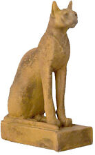 """Bastet Egyptian Cat Goddess Statue Sculpture 16"""""""