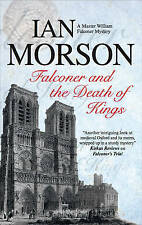 Falconer and the Death of Kings (William Falconer)-ExLibrary