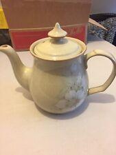 "Denby Teapot Tea Pot 7"" Tall Excellent Condition"