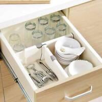 Drawer Storage Drawer Organizer Wardrobe Divider Household Drawer Dividers BB