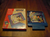 SEGA Pico Smart Alice and Smart Alex Pico Video Game System