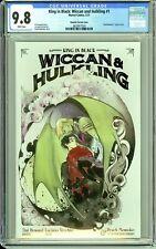 King in Black: Wiccan & Hulkling #1 CGC 9.8 Momoko Variant