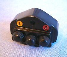 Singer 15-91 66 99   Sewing Machine Bakelite Power Terminal Block Plug