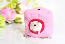 Winter Warm Small Animal Pets Rabbit Hamster Rat House Hammock Hanging Bed Cage