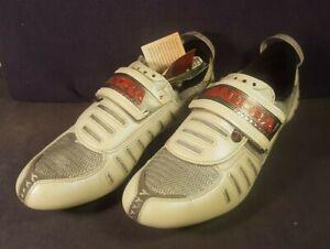 Diadora Ironheart bike shoes - clipless pedals - size 42 - NOS NR F3