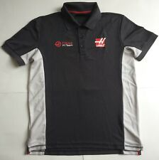 Haas F1 Team Polo Shirt Formula 1 VF17 Grosjean Magnussen - Small S