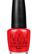 OPI Mini Big Apple Red Nail Polish 3.75ml Bottle!!!