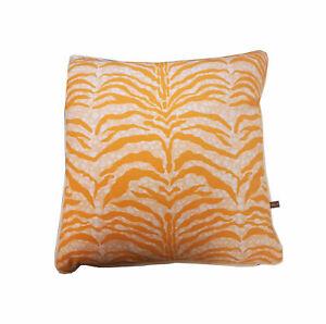 Eva Sonaike The Aburi Collection Esin II Cushion Orange