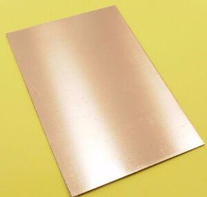 10 x 15cm Copper Clad Laminate Board Single Side PCB FR4 For DIY