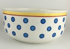 "Villeroy & Boch TWIST ANNA round vegetable bowl (7"") FREE SHIPPING"