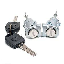 SEAT Leon Toledo Arosa nuevo pasajero y el controlador puerta cerradura barril llaves Par