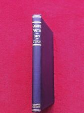 GRINDING PRACTICE by COLVIN & STANLEY - 1937 McGRAW-HILL, GRINDING MACHINERY B/W