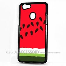 ( For Oppo AX7 ) Back Case Cover AJ10439 Watermelon