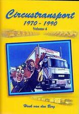 Circustransport Volume 4 1970-1990 ( Büch Circus Transport )