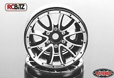 Twister 2.2 Offroad Metal Internal Beadlock Wheels 30mm Wide RC4WD Z-W0070