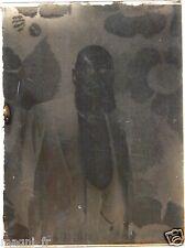 Plaque photo en verre - Homme (Ref. 5)