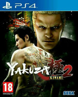 Yakuza Kiwami 2 (PS4) BRAND NEW SEALED.