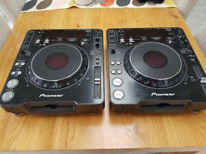 Pioneer CDJ 1000 Mk3 Turntable x2