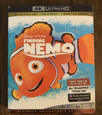 Finding Nemo (4k + Blu-ray). Brand New - Free Shipping