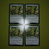 Brawn x4 Ultimate Masters 4x Playset Magic the Gathering MTG