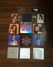 Blackpink All Member THE ALBUM Autographed CD+Photobook+Photocard+Stickers Ver.4