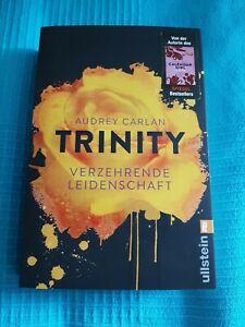 Trinity 01 - Verzehrende Leidenschaft von Audrey Carlan (2017, Taschenbuch)