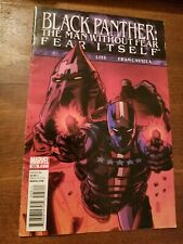 BLACK PANTHER: MAN WITHOUT FEAR #523 Marvel Comic