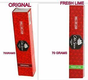 OLD SPICE Lather Shaving Cream (ORIGINAL, FRESH LIME ) 70 GRAMS PACK