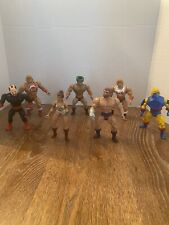 He-Man Masters Of The Universe Action Figure Lot By Mattel - Original Series