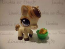 LPS LITTLEST PETSHOP PET SHOP horse cheval poney 1142