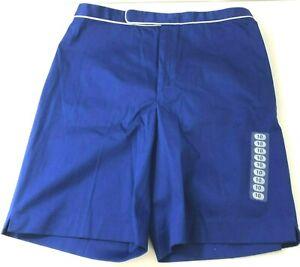 Ralph Lauren Womens Size 10 Shorts Sport Round Hill Navy Blue MSRP $79