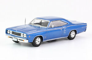 Dodge Coronet 440 (1968) Diecast 1:43 Mexican Cars Sealed New and sealed