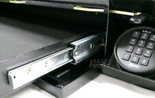 New Amsec Defense Vault DV652 Under the Bed Gun Safe Firearm Rifle Protection
