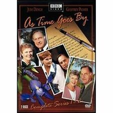 As Time Goes By - Complete Series 1 & 2 (DVD, 2005, 2-Disc Set) - Sealed