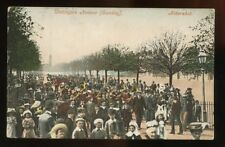 Hants ALDERSHOT Wellington Ave Sunday 1906 PPC
