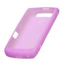 NEW OEM Blackberry Pink Gel Silicon Skin Case Cover STORM 2 II 9520 9550 GENUINE