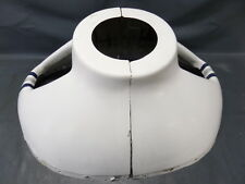 PIPER PA-23-250 AZTEC C,D,E,F ENGINE COWL NOSE BOWLS PAIR