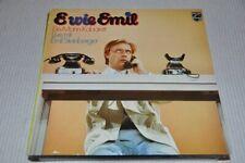Emil Steinberger - E wie Emil (LIVE)  - Comedy Kabaret 70er - Album Vinyl LP